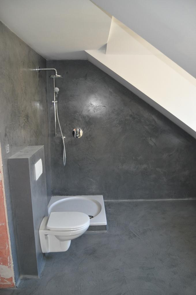 Fugenloses Bad bei Bonn und Köln von Malermeister Kuhl